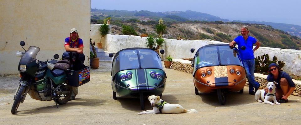 Lucky e-Pionier Doggies